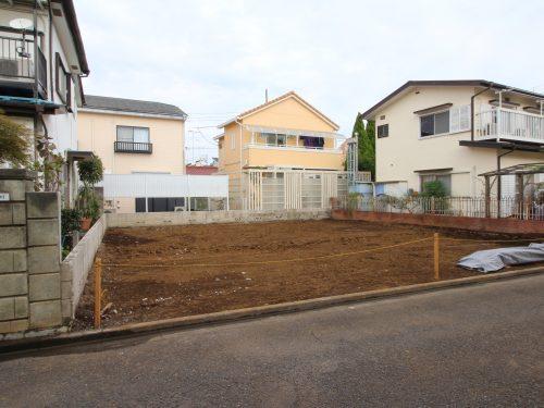 2021年1月上旬完成予定! 閑静な住宅地に建つ戸建!環境良好!